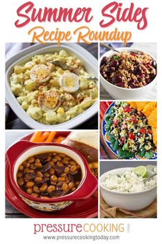 Pressure Cooking Today, Pressure Cooking Recipes, Cooking Tips, Summer Side Dishes, Best Instant Pot Recipe, Fast Easy Meals, Homemade Soup, Instant Pot Pressure Cooker, Side Dish Recipes