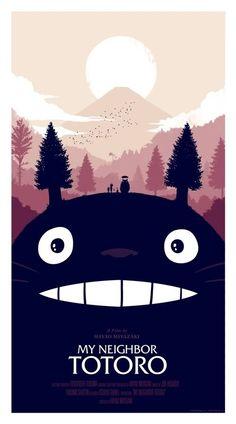 Totoro lovin'