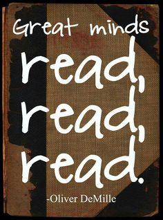 Grrat minds read