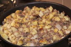 Hamburger Hash skillet meal | Recipes We Love