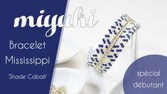 Mississippi, Bracelets Diy, Alice, Jewelry Making, Place Card Holders, Tableware, Serti, Hui, Herringbone