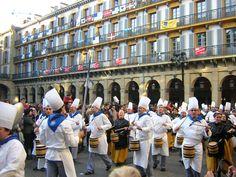 Donostia celebration.