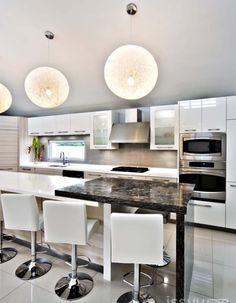 New kitchen