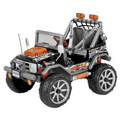 Peg Perego Gaucho Rock-In Battery Powered Riding Toy