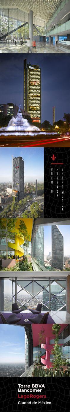 Este rascacielos, ubicado en Paseo de la reforma, marca la entrada al Bosque de Chapultepec. Su diseño se basa en la reinterpretación de la organización de la oficina y, además, enriquece el modelo universal de espacio comercial. Así, explora una arquitectura más sana y eficiente.
