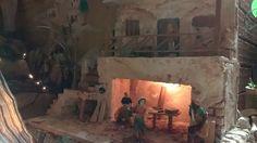 La carpintería del pesebre