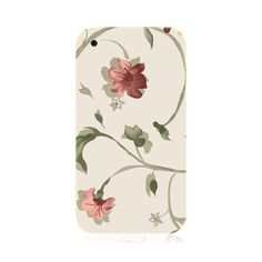 Flowers And Vine iPhone 3G/3GS Case