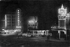 "Photo 1980s Tacoma Washington ""Theater District"" | eBay"