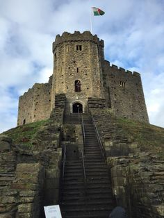 Cardiff Castle -Wales