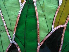 Quick Tips solving the common stained glass soldering problems.