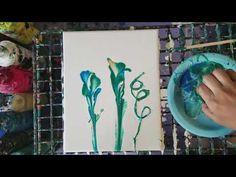String Pour! - YouTube