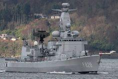 HNLMS Van Speijk F828