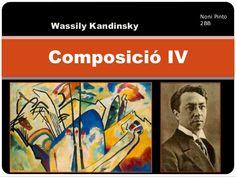 Composició IV Wassily Kandinsky Noni Pinto 2BB