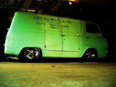 Another Poochie64Econo 1961 Ford Econoline E150 Passenger post... Photo 10942471