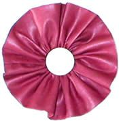 How-to fabric rosette