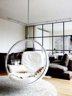 INTERIOR…HOTELLI HIMA » Krista Keltanen Blog Hanging Chair, Interior Design, Modern, Furniture, Home Decor, Polyvore, Blog, Photography, Interiors