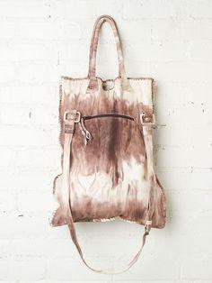 7d670185b180 Enshalla Stormy Leather Tote - freepeople Taschen Nähen, Leder, Kleidung,  Lederschmuck, Ledergeldbörsen