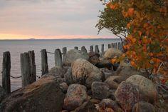 Herkkupurkki: valokuva, landscape, autumn, fall, lake