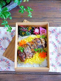 Chicken bento #Japanese Bento Lunch