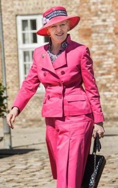 Queen Margrethe, June 26, 2015 | Royal Hats