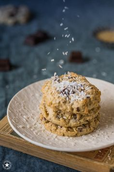 Cake Recipes, Snack Recipes, Snacks, Cookie Salad, Oatmeal Coconut Cookies, Canned Blueberries, Vegan Scones, Gluten Free Flour Mix, Scones Ingredients
