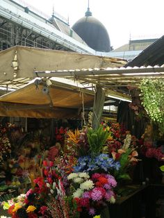I remember when it was inside!  love all the sights, sounds and smells!   nothing like it! Bolhao Market, Porto, Portugal