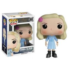 Funko Pop Movies Miss Peregrine& Emma Bloom Vinyl Figure Pop Figurine, Figurines Funko Pop, Pop Vinyl Figures, Funko Pop Marvel, Emma Bloom, Miss Peregrine's Peculiar Children, Funko Pop Dolls, Funk Pop, Miss Peregrines Home For Peculiar