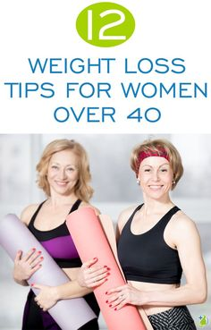 For women, after the age of 40, there are many hormonal changes including menopause. These changes can make it even harder to lose weight and keep it off. However, you do not need to settle for weight gain after 40, it is still possible to lose weight. Grab a friend and a work together on shedding those pounds and feel years younger. Losing Weight Tips, Weight Gain, Weight Loss Tips, How To Lose Weight Fast, Losing Weight After 40, Reduce Weight, Menopause Diet, Lose 30 Pounds, Hormonal Changes