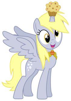 MLP: Derpy the Muffin Princess by FloppyChiptunes on DeviantArt
