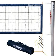 Park & Sun Tournament 4000 Volleyball Set - 4000T W/SLEEVE