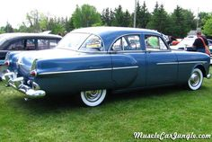 1951 Packard 300 Profile