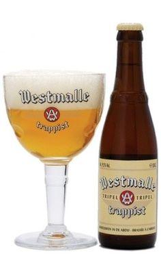 Cerveja Westmalle Tripel - Trappisten van Westmalle - Bélgica