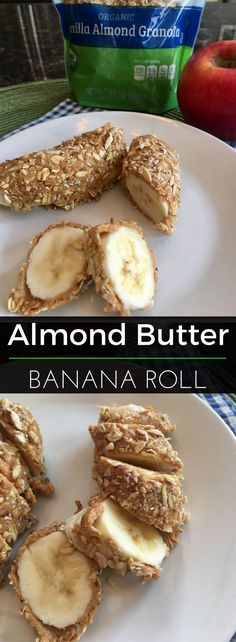 This tasty treat can be a wholesome snack or a great breakfast option. Just 4 ingredients! Serve up this sweet power food with some yogurt and apple slices for a well-balanced meal. | Clearly Organic Nutritionist Corner