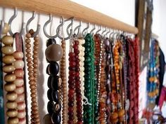 long strip for necklaces