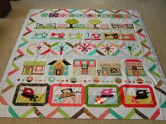Dreamworthy Quilts: Deana: Finished!