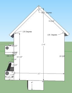 build your own purple martin house | outdoors= flowers, plants