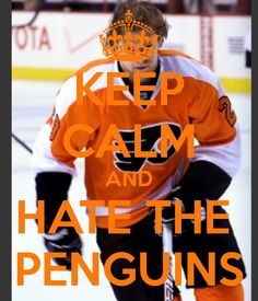 LOL LET'S GO FLYERS!!!!!!!!!!
