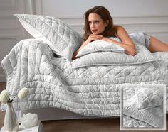 couvre lit proven al uni ou bicolore boutis grande taille boutis proven al fleurs ou. Black Bedroom Furniture Sets. Home Design Ideas