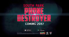 A 'South Park' mobile game is coming this year If youre bored with Pokémon Go and happen to be a fan of Comedy Centrals animated misfits youll soon be in luck. Ubisofts RedLynx teamed up with South Park Digital Studios for South Park: Phone Destroyer a free-to-play mobile game thats set to arrive on Android and iOS later this year. Ubisoft says the game is designed so nothing is blocked behind a paywall and every part of the game is available to everyone  whether they choose to spend money…
