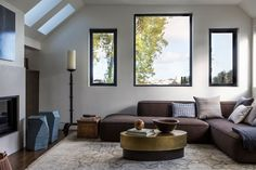 Picture Frame Windows | Geremia Design | San Francisco, CA