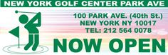 Our new #golf store is opening on Park Ave this week!