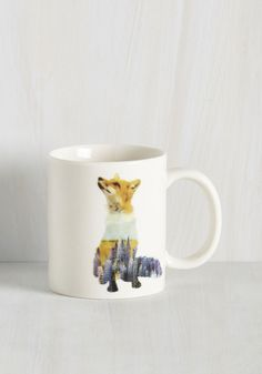 Crafty and You Know It Mug - Multi, Critters, Woodland Creature, Good