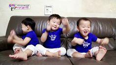 Dae-Han, Min-Guk and Man-Sae.