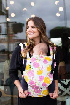 fb1d1b6896c8b Baby Tula Free to Grow Baby Carrier - Hamptons