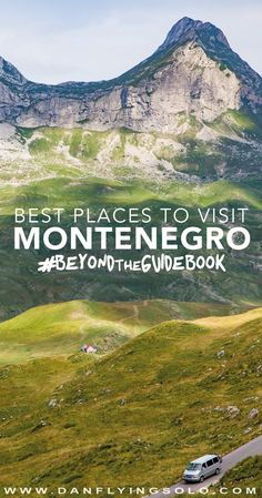 The Best things to do in Montenegro: Your ultimate Itinerary and perfect for a…