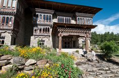 Zhiwa Ling Hotel, Paro, Bhutan, Luxury Hotels Bhutan, Tourism Council of Bhutan (TCB), Bhutan Government