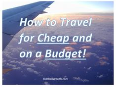 How to Save Money Traveling and Travel on a Budget Managing Your Money, Make Money Blogging, Make Money From Home, Saving Money, Tax Help, Travel Money, Travel Tips, Finance Blog, Best Hotel Deals