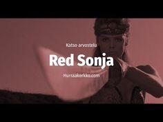 Arvostelussa Red Sonja (1985)