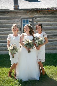 Bellamere Winery Wedding in London Ontario Photos: Diana Marie Photography Flowers: Living Fresh