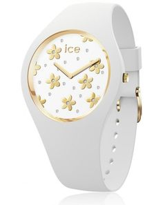 99€ sur gperdumesaiguilles.com Ice Watch, Bracelet Silicone, Swarovski, Cute Lazy Outfits, Casual Outfits, Printing Labels, Fashion Watches, Bracelet Watch, Gold